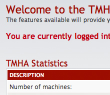 TMHA – Management System