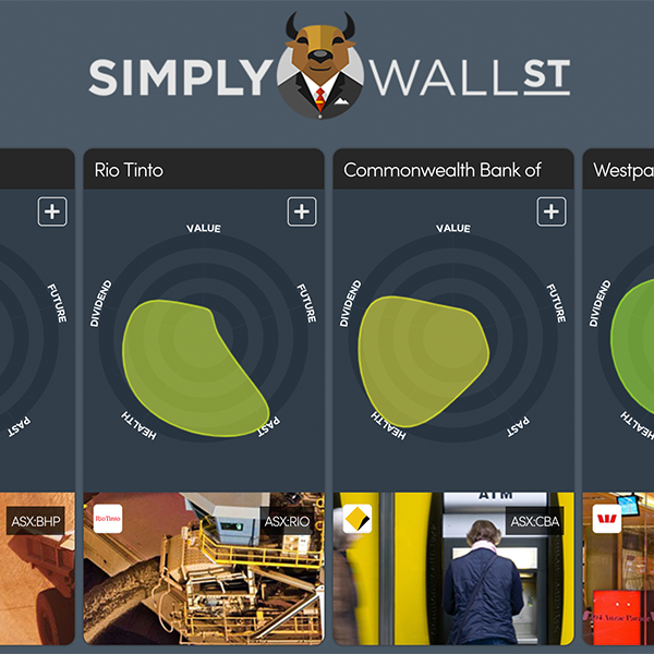Simply Wall St - Stock investing made easy